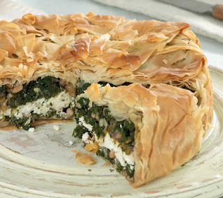 Feta-Filo-Pie-Recipe