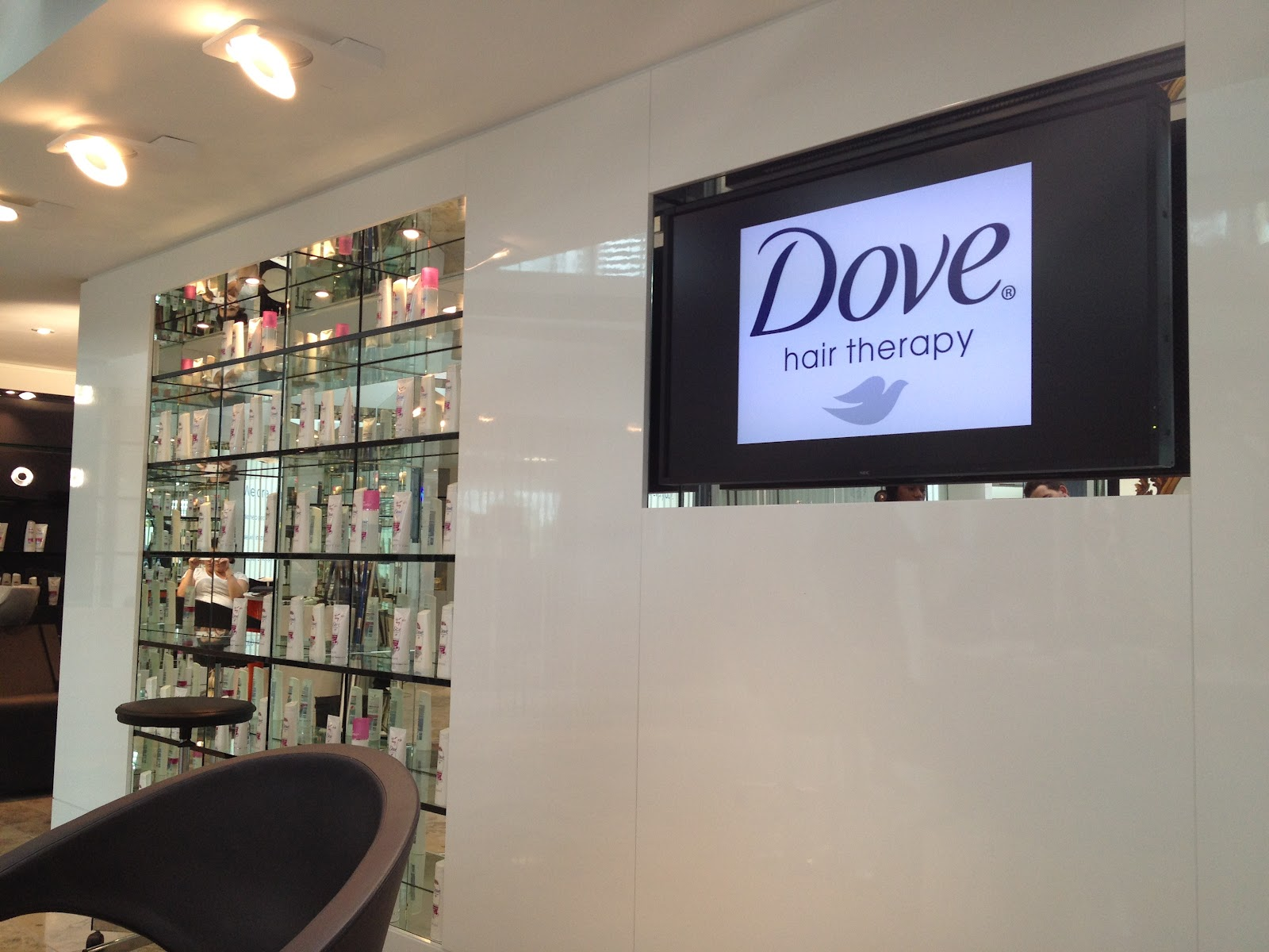 HAIR | The Dove Colour Radiance Live Challenge