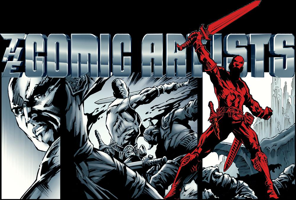 The Comic Artists