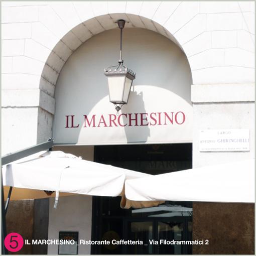 RISTORANTE IL MARCHESINO - MILANO