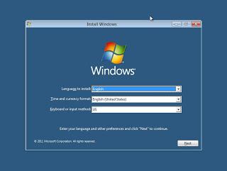 Cara Install Windows 8 Lengkap Dengan Gambar ~ Indonesian Cyber Army