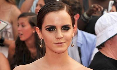 CABELOS CURTOS 2012 - Emma Watson