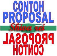 Contoh Proposal Berbagai Kegiatan