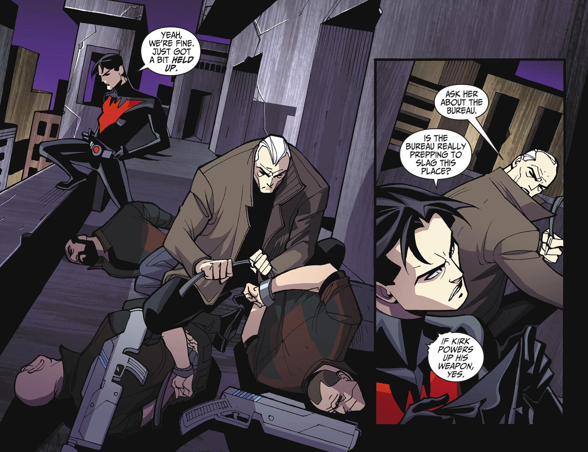 Batman Beyond 2.0 #14 #27 - English 13