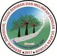 TAHUN FORMASI SPIRITUAL 2017