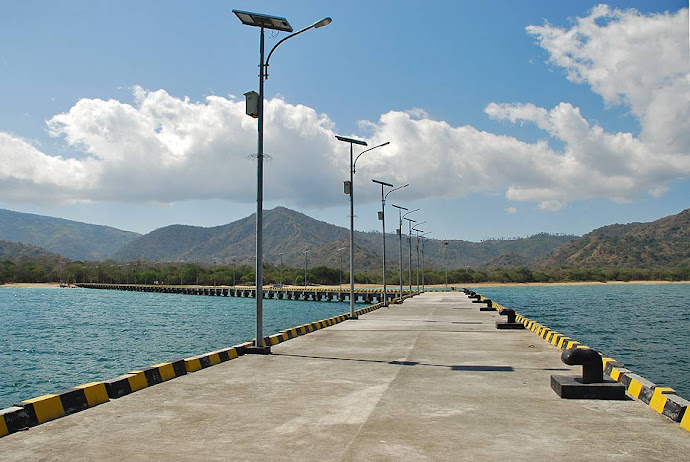 Puerto de Komodo