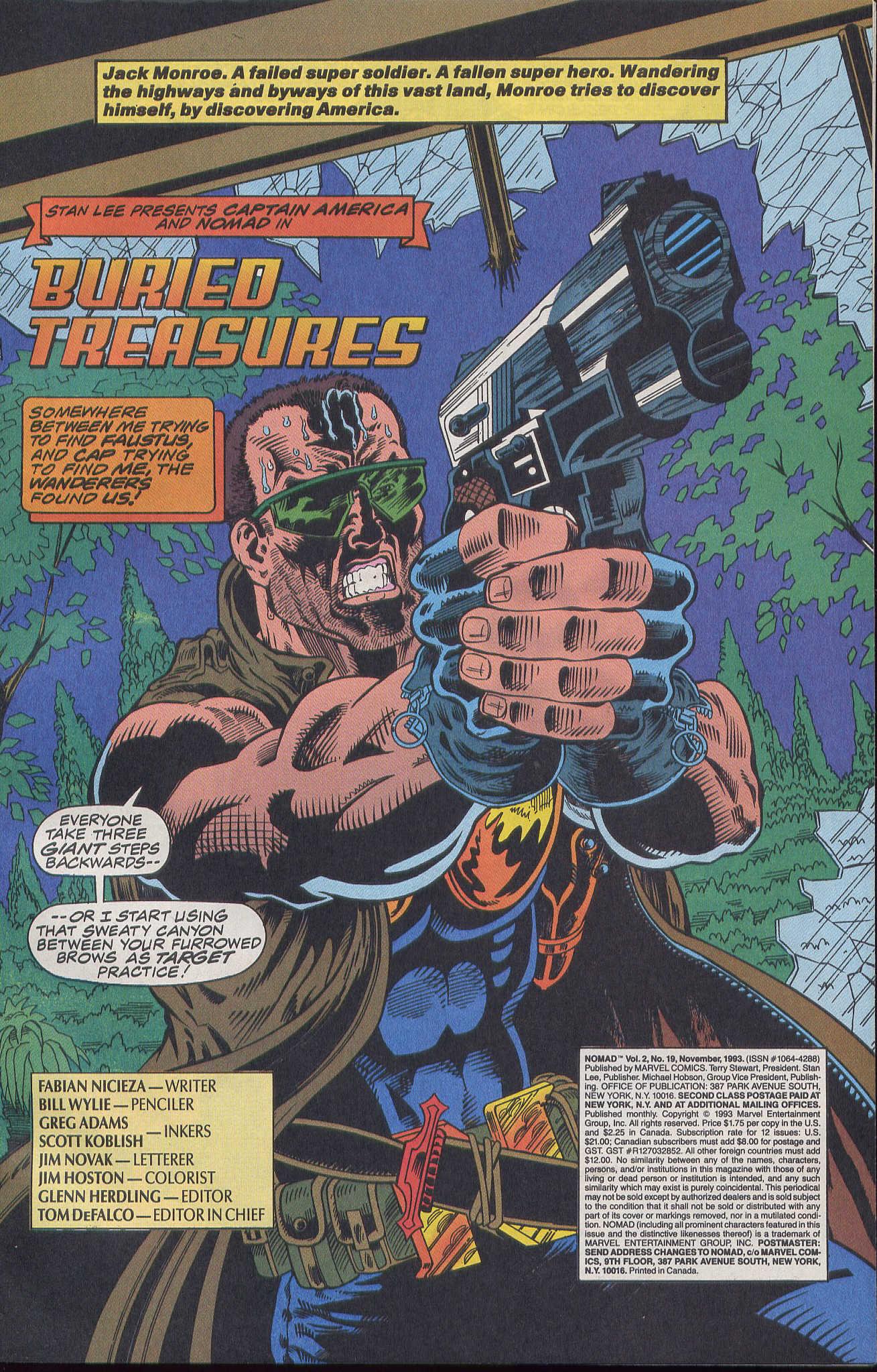 Captain America (1968) Issue #420b #370 - English 2