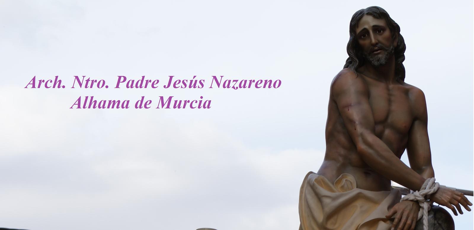 Archicofradía de Nuestro Padre Jesús Nazareno de Alhama (Murcia)
