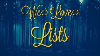 We Love Lists!