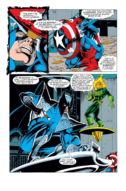 Captain America (1968) Issue #397 #330 - English 3