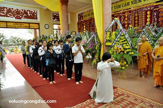 Lễ viếng Giác Linh Cố HT Thích Giác Dũng - Trang thông tin letang-39
