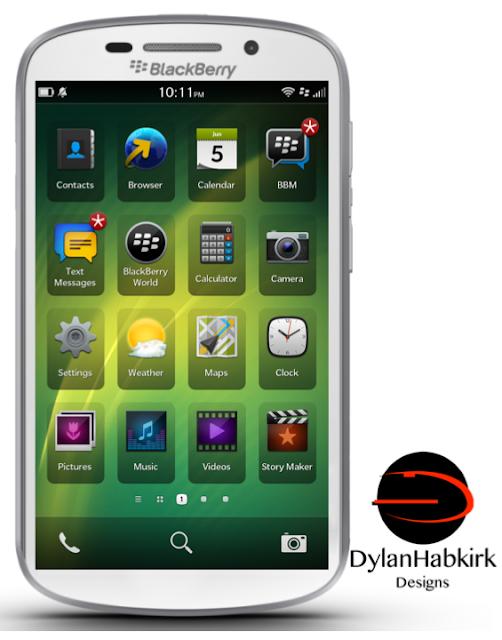 El BlackBerry Bold 9720 y BlackBerry A10 son dos dispositivos que están todavía en el plazo previsto para ser lanzados a finales de este año, Ya hemos visto imágenes del BlackBerry 9720 por la web y el día de hoy les traemos más información sobre el BlackBerry A10 proporcionada vía BGR: El BlackBerry A10 contará con una gran pantalla de 5 pulgadas, que supera la pantalla actual de teléfonos inteligentes BlackBerry, y se nos dice que también lucirá un ajuste y acabado mucho más refinado. Estos dos dispositivos tienen previsto ser los dos últimos dispositivos restantes que BlackBerry ha prometido