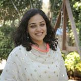 Nitya meenon Latest Photo Gallery in Salwar Kameez at New Movie Opening 31