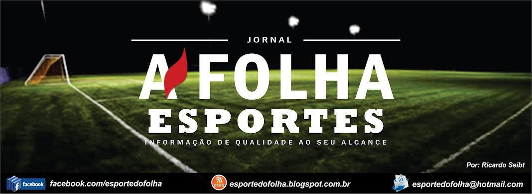 Esporte do Jornal A Folha