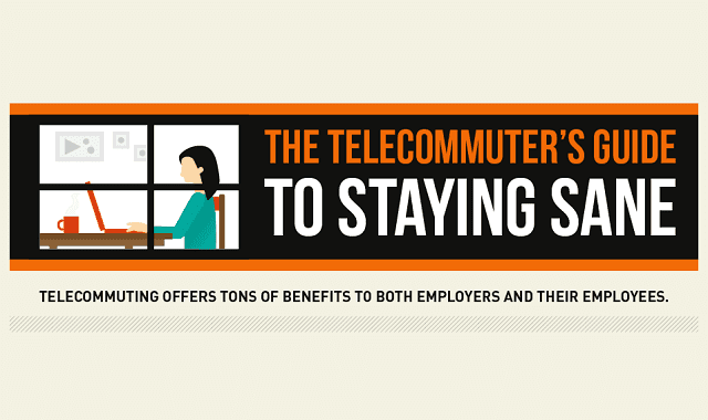 Image: The Telecommuter's Guide to Staying Sane