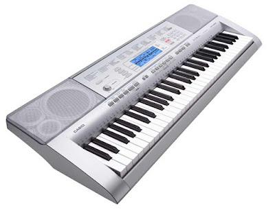 dan organ Casio WK-210