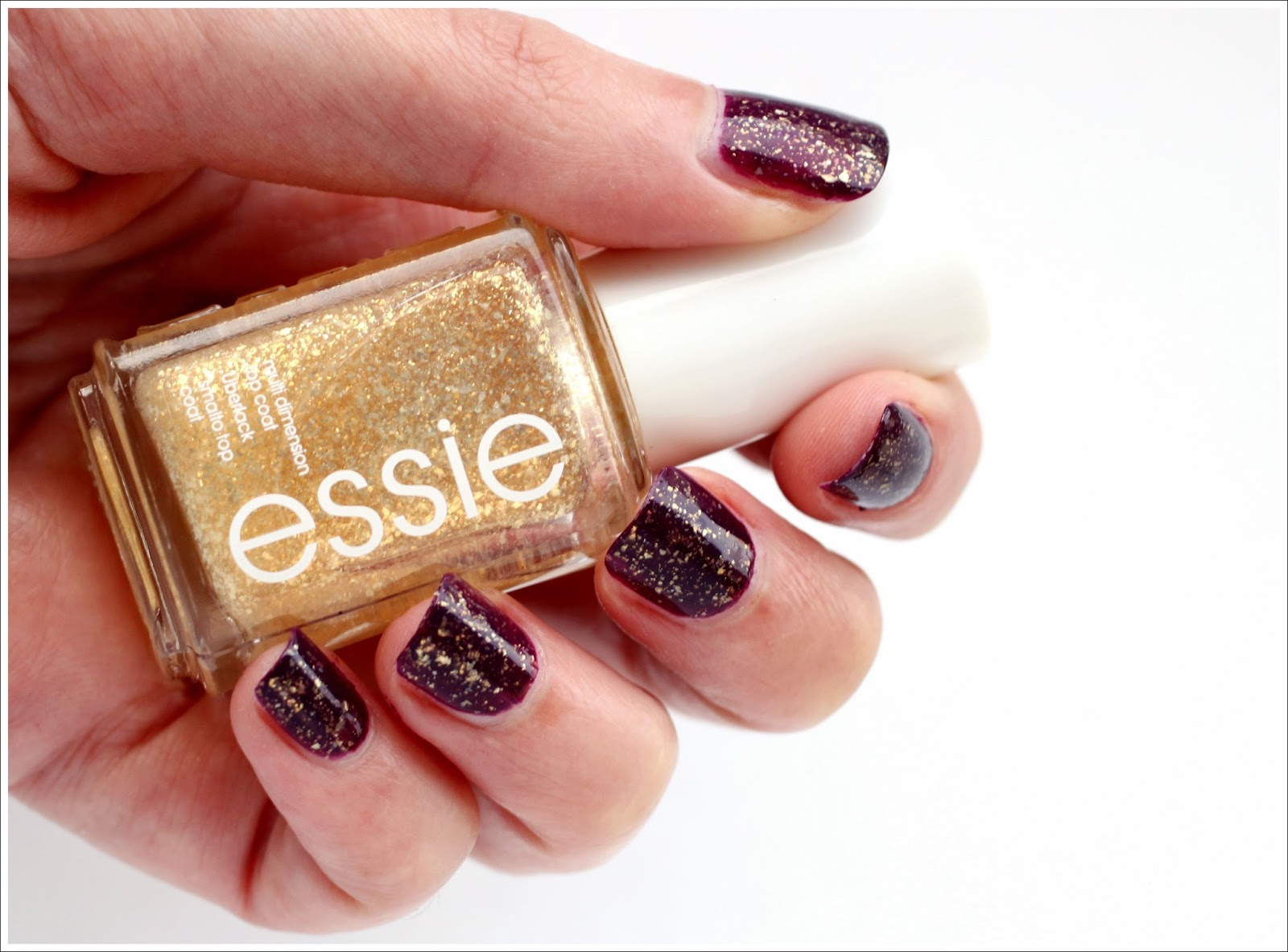 Set in Stones y As Gold as It Gets, Luxeffects de Essie - DoBeauting