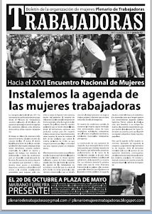 Boletín 7 Plenario de Trabajadoras