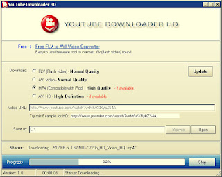 Free YouTube Downloader, The Best way to download YouTube Videos