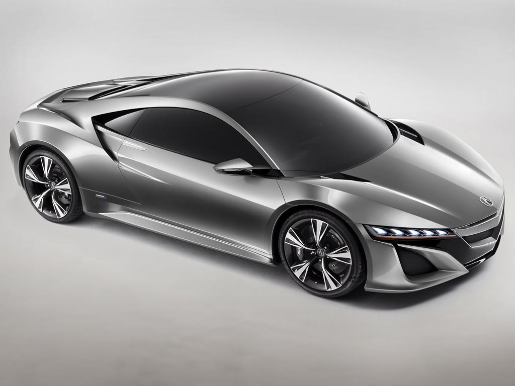 Acura NSX Concept 2012 następca next successor