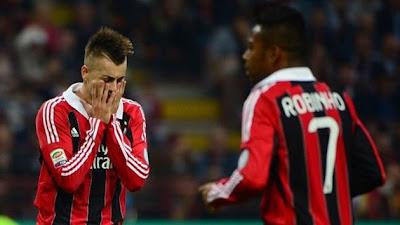 Malaga vs AC Milan