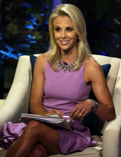 Elisabeth Hasselbeck Beautiful Hd Wallpapers