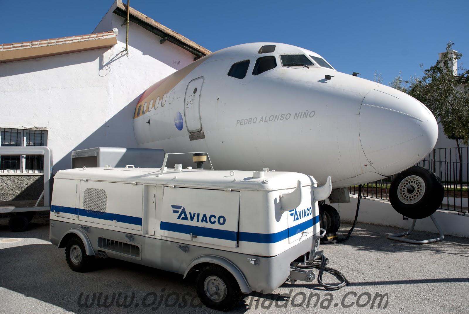 DC9 Museo de la Aviación de Málaga