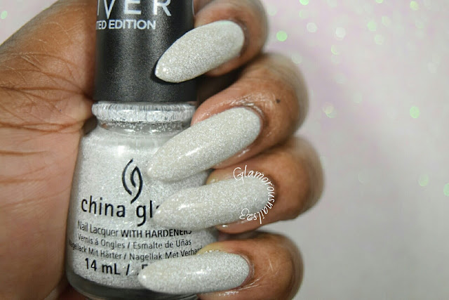 "China Glaze The Giver Collection ""The Outer Edge"" Swatch"