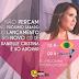 Novo CD de Danielle Cristina é lançado em rede nacional com a exibição de novos clipes