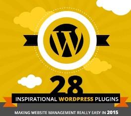 28 Inspirational Wordpress Plugins : eAskme