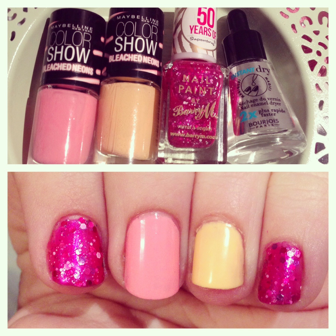 notanotheroneamy: Recent nail looks using my new purchases featuring ...