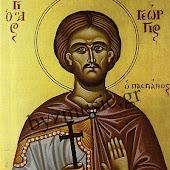 Άγιος νεομάρτυς Γεώργιος εκ Μυτιλήνης