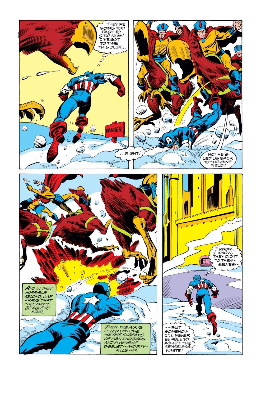 Captain America (1968) Issue #238 #153 - English 16
