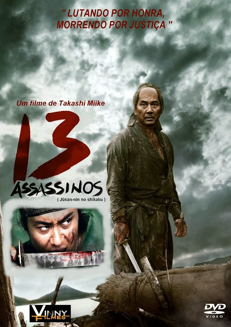 13 Assassinos – Dublado