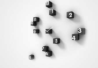 #15 Clock Design Ideas