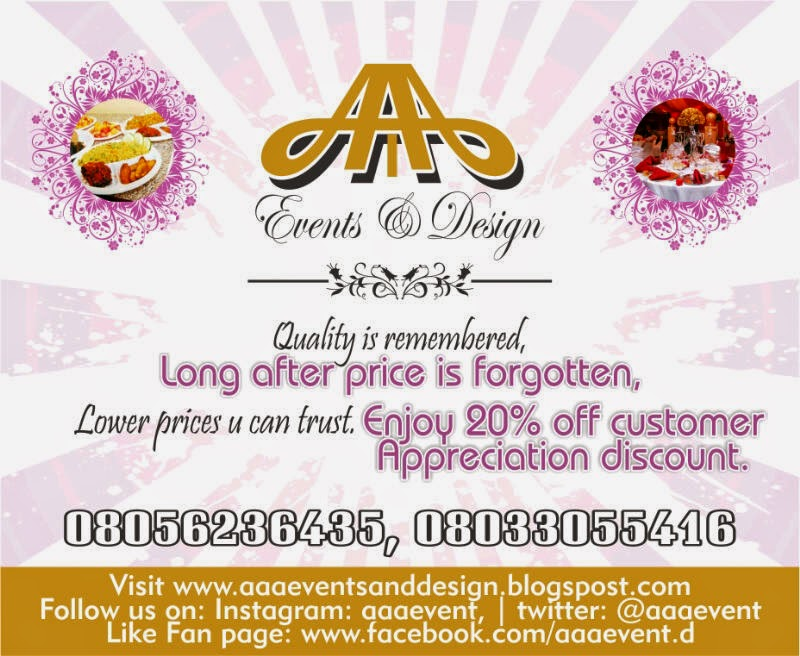 AAA Events offers