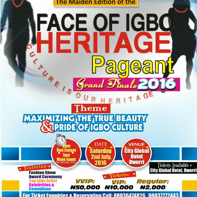 Face Of Igbo