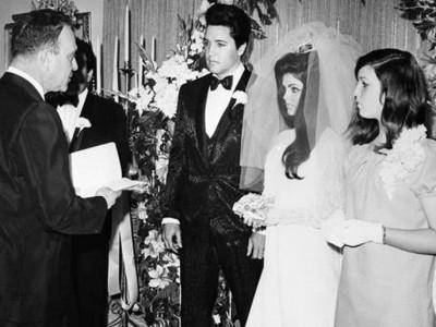 Wedding Ceremony✿Elvis Presley
