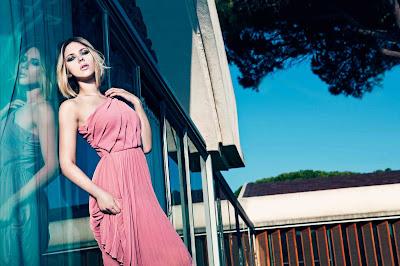 Scarlett Johansson Mango Photoshoot