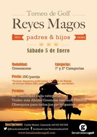 Torneo de Reyes en benalmadena Golf