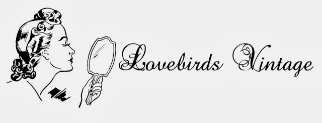 Flashback Summer- Sponsor Highlight: Helen Mae of Lovebirds Vintage