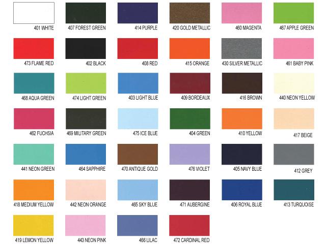 Pinturas montana brillo de seda imagui - Nombres de colores de pinturas ...