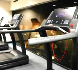 Southern Sun Ikoyi fitness centre