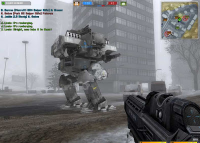 Battlefield 2142 Screenshots 1