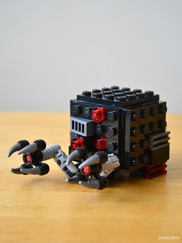 lego: batman and super angry kitty attack - mini micro manager