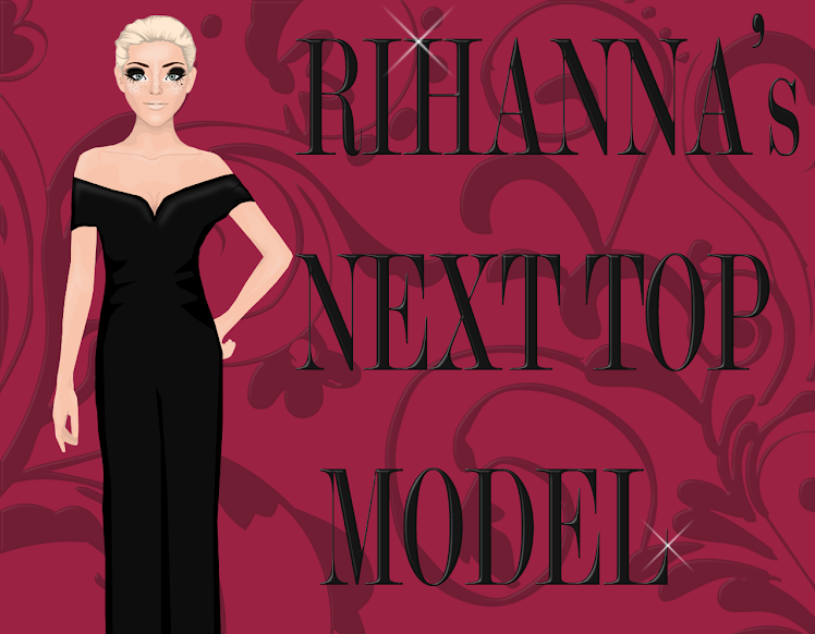 Rihanna's next top model