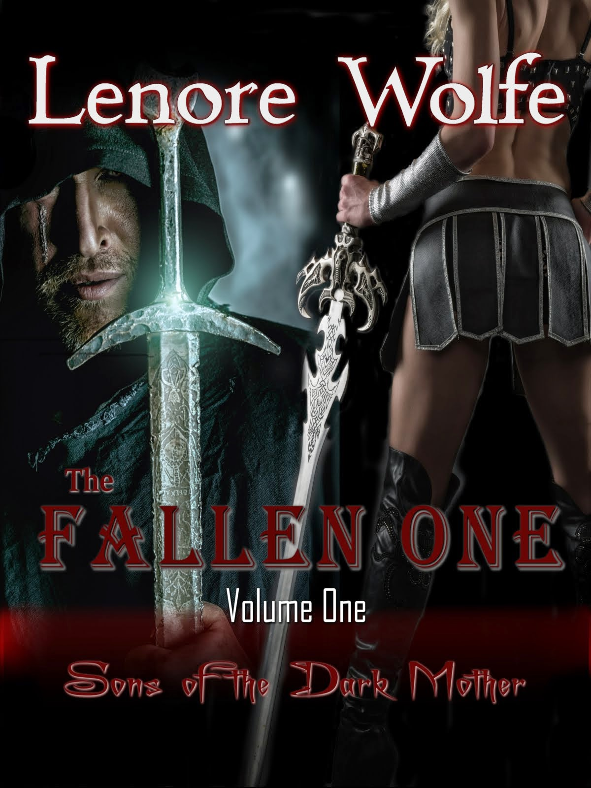 The Fallen One (Season 1, Vol. 1)
