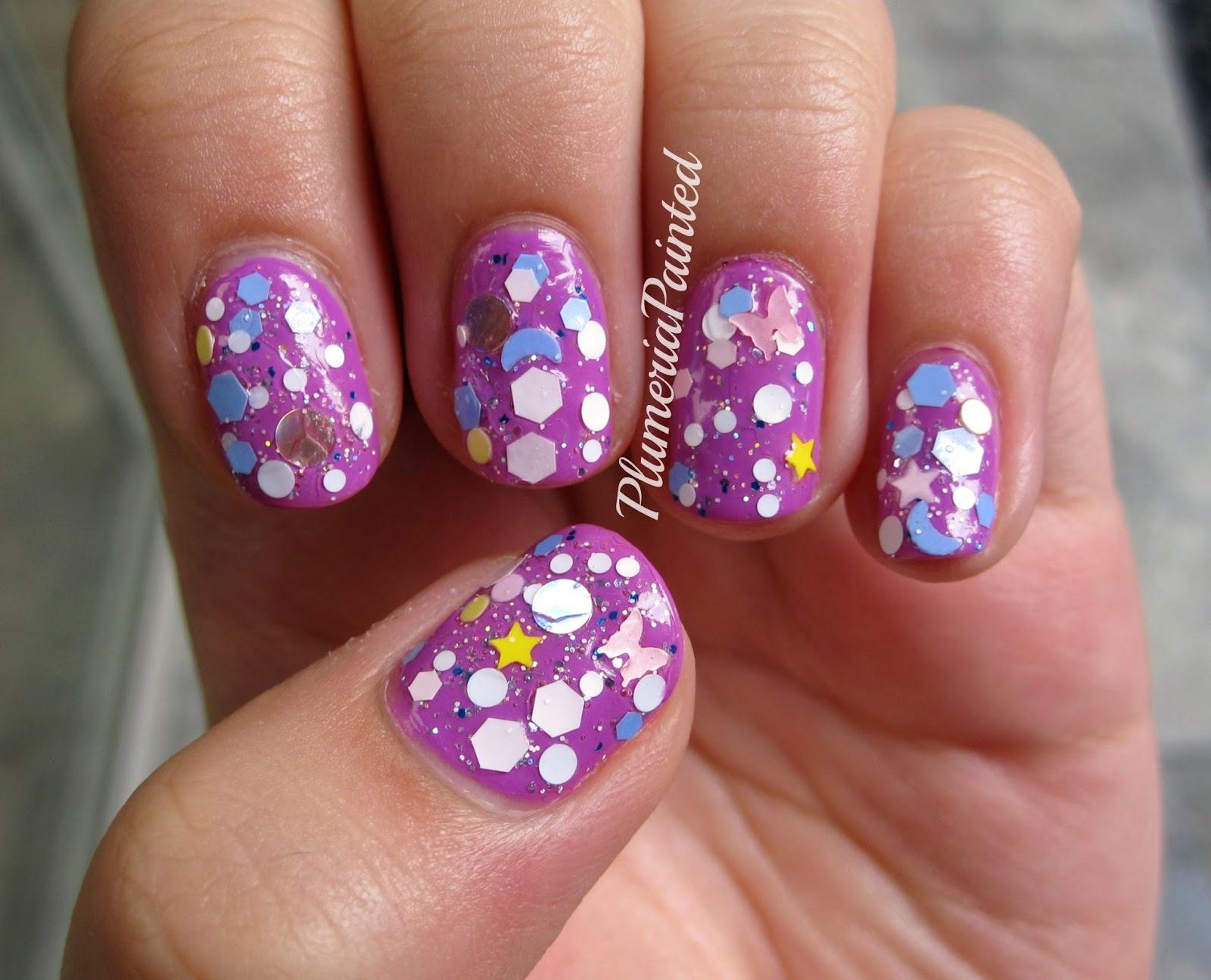 PlumeriaPainted: Gimme Glitter: Etude House - #346