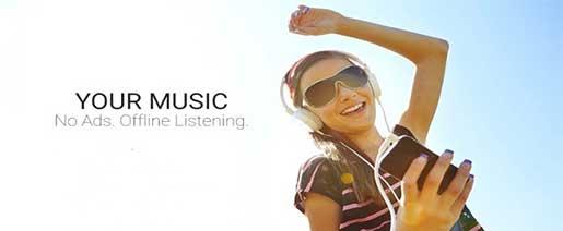 Music Player : Rocket Player Premium Apk v3.4.1.200