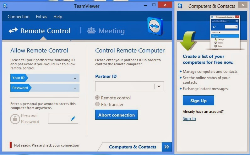 Download teamviewer full terbaru